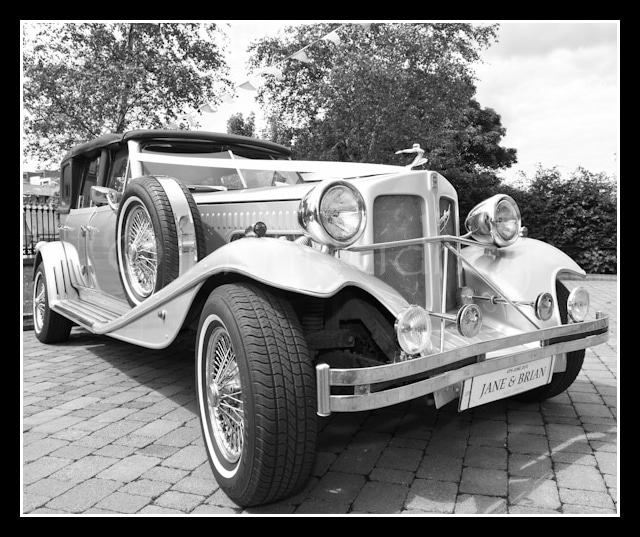 Westmeath Wedding Cars | BlueRibbon.ie