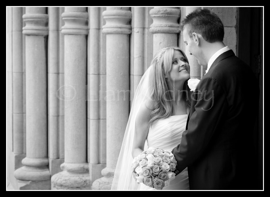 Wedding of Suzi & Mark, St Mary's Church Navan And Cabra Castle, Kingscourt, Co. Cavan | Cavan Photographer