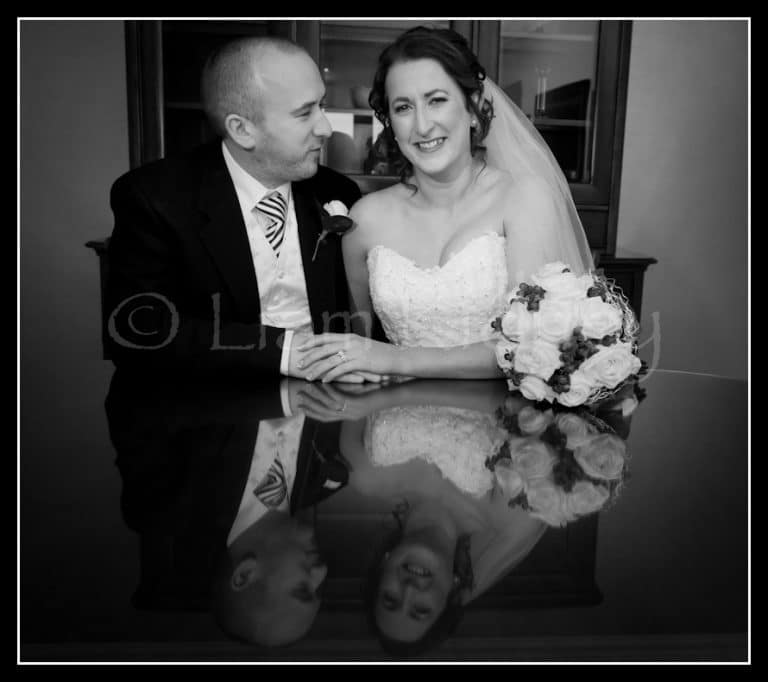 Wedding Donna & Pat, Letterkenny and Rosapenna Hotel, Donegal Photographer