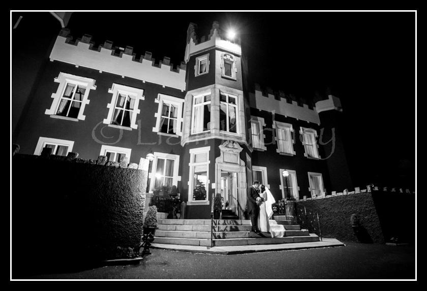 Wedding of Roz & Andy, Dalkey Church & Fitzpatrick Castle Hotel, Dalkey, Co. Dublin   Dublin Photographer