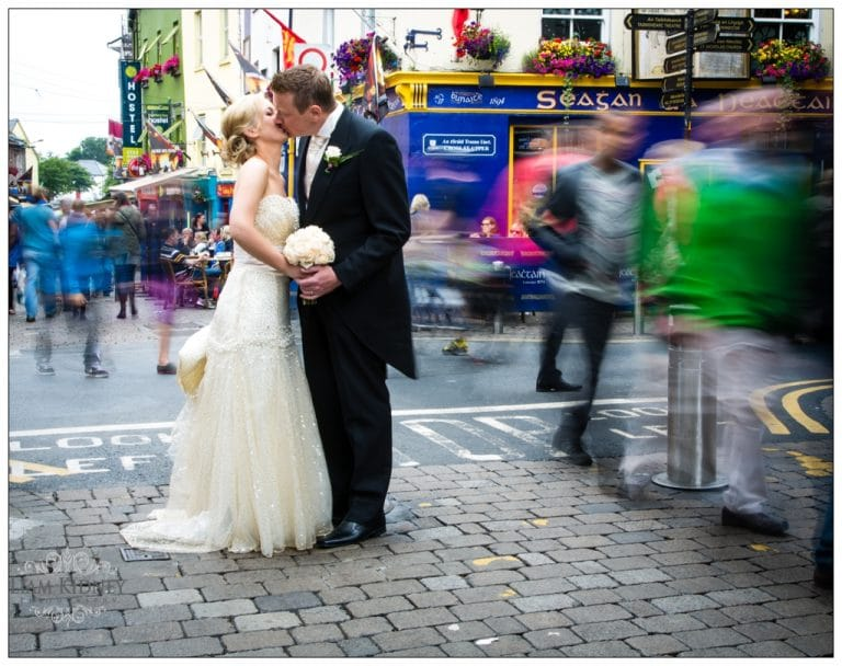Wedding of Eimear and Kevin, NUIG Church, Westwood House Hotel  |Galway Photographer