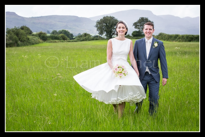 Wedding of Andrea and Damian, Corhownagh Church Ballisodare , The Landmark Hotel|Leitrim Photographer