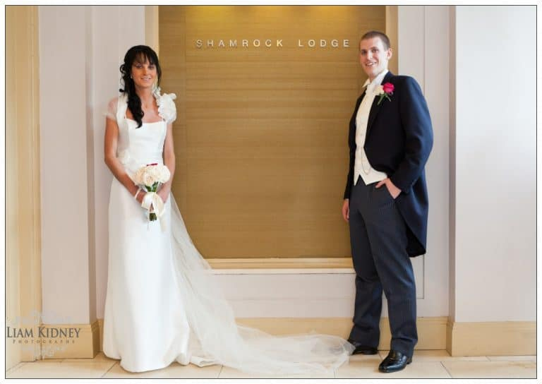 Shamrock Lodge Hotel Weddings