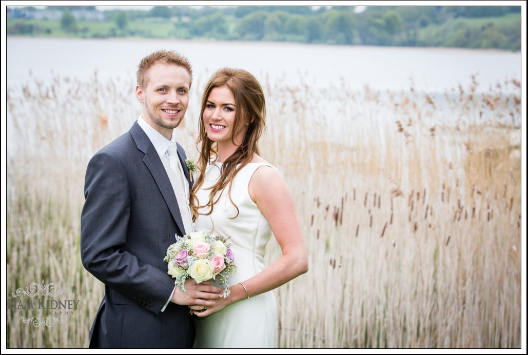 Wedding of Jenny & Barry, Tubberclair Church, Shamrock Lodge Hotel |Westmeath Photographer
