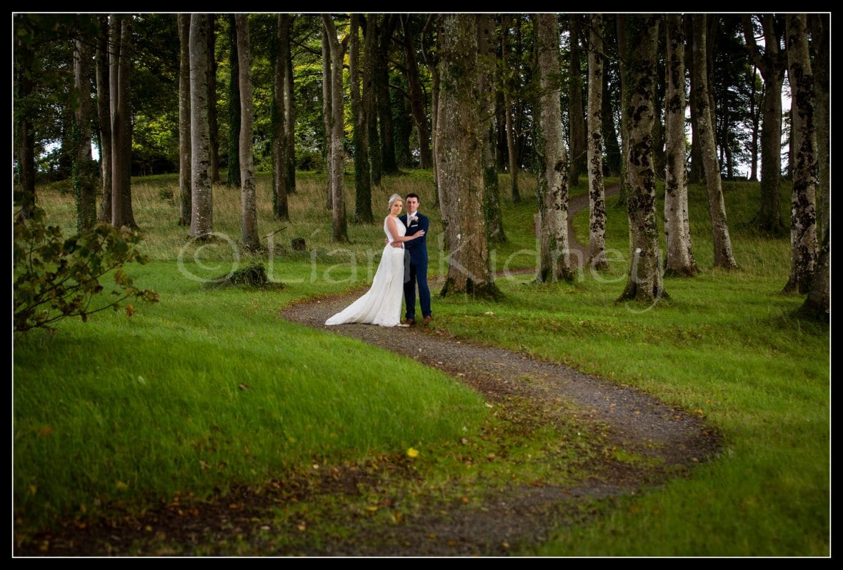 Glasson Hotel Wedding: Laura and James