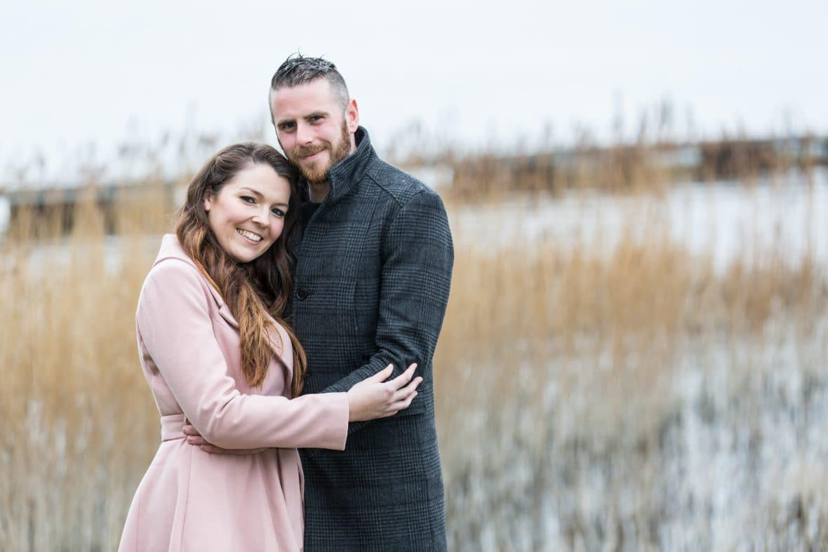 Engagement Shoot of Laura & Gerald | Wineport Lodge, Athlone, Co. Westmeath