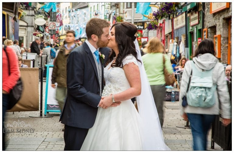 Galway Bay Hotel Wedding & Galway Cathedral Wedding