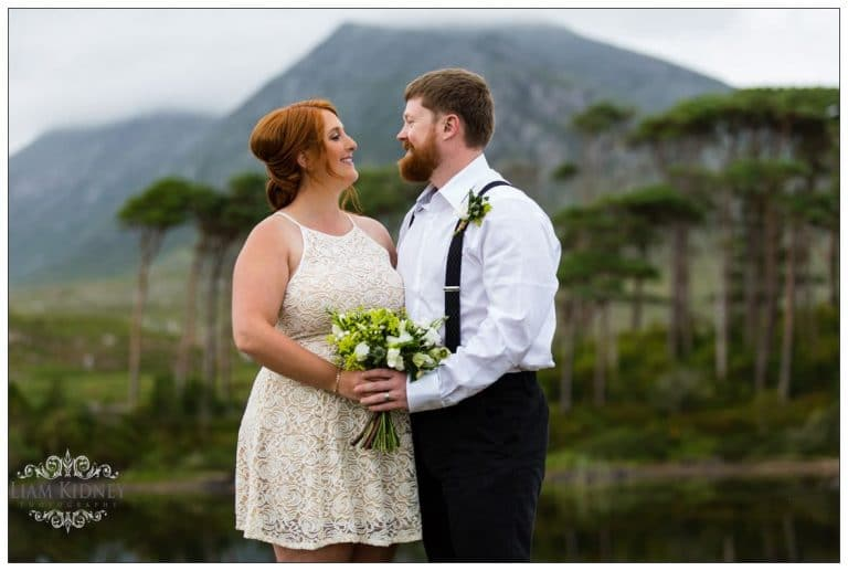 Irish Destination Wedding | Derryclare, Connemara, Galway