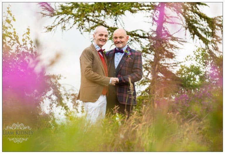 Irish Gay Wedding of Jim & Paul   Tranquility House