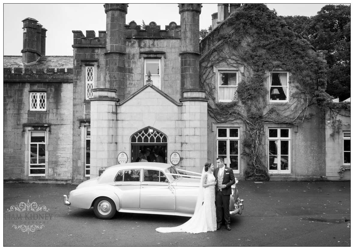 Weddings of Distinction at the Luxurious 4* Abbey Hotel Roscommon